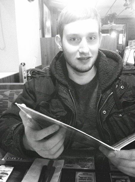 Mark bio photo